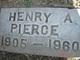 Henry A. Pierce