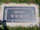 William West West