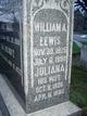 William A. Lewis