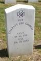 Pvt Charles Lee Gilbert