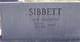 Elizabeth Elain <I>Skinner</I> Sibbett