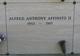 Profile photo:  Alfred Anthony Affinito, II