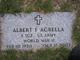 Albert F Agrella