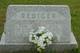 Anna <I>Sutter</I> Rediger