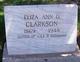 Eliza Ann O Clarkson