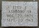 Epps Elgin Ashford, Sr
