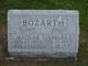 Charles Edgar Bozarth
