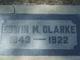 Edwin M Clarke