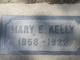 Mary E Kelly