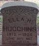 Profile photo:  Ella Hodges Hugghins