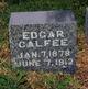 Edgar W. Calfee