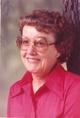 Profile photo:  Doris Leah <I>Pittman</I> Felzien