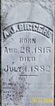 Profile photo:  Andrew Jackson Biggers