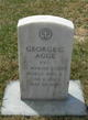 Profile photo: Pvt George Garrison Agge