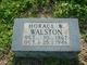 Horace Walston