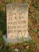 Profile photo:  A. J. Anderson
