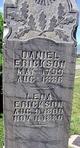 Lena <I>Anderson</I> Erickson