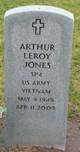 Arthur Leroy Jones