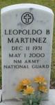 Leopoldo B Martinez