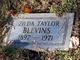 Zilda Taylor Blevins