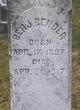 Benjamin Bender