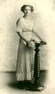 "Profile photo:  Bertha Elinor ""Red"" <I>Patterson</I> Buckmaster"