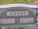 Profile photo:  Mary Rachel <I>Ingram</I> Adams
