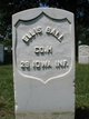 Pvt Ellis Ball