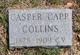 """Casper """"Capp"""" Collins"""