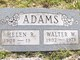 Profile photo:  Helen <I>Hild</I> Adams