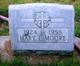 """Mary Elizabeth """"Diddy"""" Moore"""