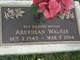 Profile photo:  Aberdean Walker