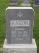 Edward Aaron