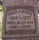 Profile photo:  Anna Mary <I>Hayes</I> Baker