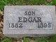 Profile photo:  Edgar Beaver