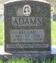 Profile photo:  Beulah Adams