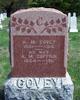 Profile photo:  A. M. <I>Coffrin</I> Covey