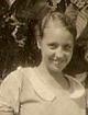 Profile photo:  Ada Mae Laurence