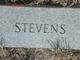 Profile photo:  Stevens