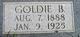Goldie B <I>Ream</I> Conda