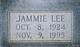 Jammie Lee Williams