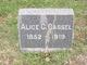 Alice C. Cassel