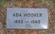 Profile photo:  Ada <I>Walker</I> Hooker