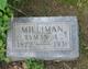 Profile photo:  Lyman L. Milliman