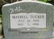 Maybell Tucker