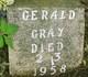 Gerald Gray