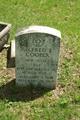 Profile photo: Pvt Alfred E. Cooper