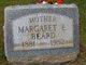 "Margaret Elizabeth ""Libbie"" <I>Ketcham</I> Beard"