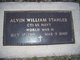 Alvin William Stahler, Sr