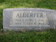 Profile photo:  Calvin Y. Alderfer